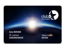 Exclusive članstvo v klubu Club 5* Top Shop