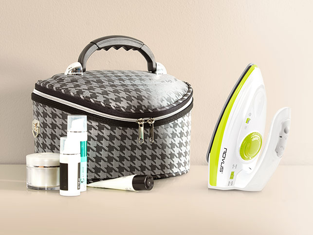 Rovus Travel Iron Green